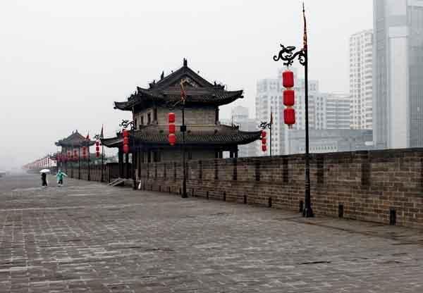 西安双飞4日游(兵马俑,华清宫 骊山风景区,明城墙,大明宫遗址,大雁塔